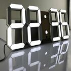 MultiFunctional Remote Control Large LED Digital Wall Clock Countdown Timer