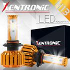 H13 9008 252W 25200LM CREE LED Headlight Lamp Bulbs Conversion Kit Hi/Lo 6000K