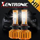 XENTRONIC H11 H8 H9 LED Headlight Conversion Kit 60w CREE 6000K White Light Bulb