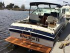 boat1983 wellcraft 2600 express ready to fish or just cruise. many extras