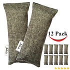 Jalousie 12 Packs 100g Each Mini Bamboo Charcoal Bags Natural Air Purifier, Sho