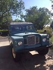 "1979 Land Rover Defender 5-door station wagon with Safari top 1979 LAND ROVER Series III 109"" Station Wagon"