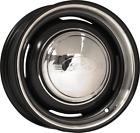 "HRPR166LM334 16x6 Hot Rod Steel | 5x5, 5x5 1/2"" bolt | 3.75"" backspace | Primed"