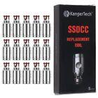 5Pcs SSOCC Replacement Coil Heads for Subtank/Toptank/Nebox 0.5/1.2/1.5 ohm Ω