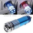 12V Mini Fresh Eliminator Car Oxygen Bar Car Decorative Lamp Car Auto Air Anion