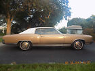 1970 Chevrolet Monte Carlo  Champagne Gold with White Top