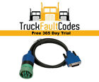 9-Pin Dual CAN Cable for Nexiq USB Link 2 402001 NEW