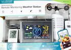 La Crosse Professional Remote Monitoring Weather Station 5-in-1 Wi-Fi Enabled