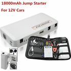 18000mAh Auto Engine EPS Emergency Charger Battery JUMP STARTER