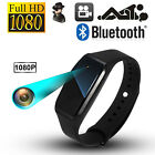 Full HD 1080P DVR Hidden Camera Smart Watch Mini DV Video Recorder Camcorder @1