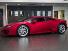 2016 Lamborghini LP580-2 Huracan 2016 Lamborghini LP580-2 Huracan 840 Miles Matte Red, $21,000 paint upcharge