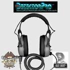 NEW! Detector Pro Gray Ghost ULTIMATE Metal Detector Headphones