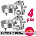 """4pcs 1.5"""" Thick 87.1mm 5x135mm 14x2 Studs Wheel Spacers for 00-03 Ford F-150 New"""