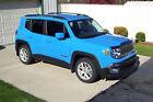 2015 Jeep Renegade Latitude Sport Utility 4-Door 2015 Jeep Renegade Latitude Sport Utility 4-Door 2.4L
