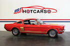 1966 Ford Mustang GT Fastback 1966 Ford Mustang
