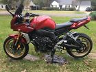 2008 Yamaha FZ  2008 FZ1 with 13k miles, includes full set of gear + spare parts
