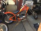 1967 Custom Built Motorcycles Chopper  1967 OLD SCHOOL TRIUMP CHOPPER