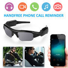 DIGGRO Polarized Lens Recording Camera Sunglasses Bluetooth HD Video Recorder