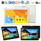 """10.1"""" Tablet PC 4G + 64G Android 6.0 Dual Sim Dual Camera Phone Wifi Phablet"""