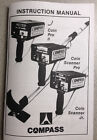 Compass Metal Detector Manual Coin Pro II, Coin Scanner Pro, Coin Scanner Jr.