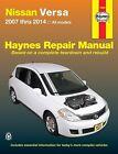 Haynes Manuals 72080 Nissan Repair Manual
