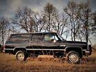 "1987 GMC Suburban K2500 4x4 54k Original miles Mint Must See ""Ultra Rare"" 1987 GMC Suburban K2500 Sierra Classic 4x4 51k Miles  chevy ford"