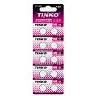 10pk Tinko 1.5V Alkaline Watch Batteries Replaces SR48 193 255 393A 526 546 70T