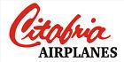 A203 Citabria Airplane banner hangar garage decor Aircraft signs