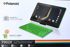 "Polaroid P902X Quad-Core 9"" Tablet With Android 5.1 Lollipop, 2 Cameras, Keyboa"