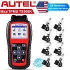 Autel MaxiTPMS TS508K TPMS TS508 Pre 8 SENSOR KIT Tire pressure Code Scanner ECU
