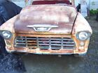 1955 Chevrolet 3100  very solid 55 chevy shortbox project