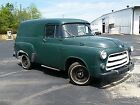 1955 Dodge Other -- 1955 Dodge Town Panel  77000 Miles Green