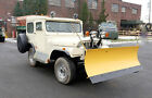"1960 Jeep CJ  1960 Willys 4X4 CJ5 Jeep with Hard Top 84"" Plow Runs & Operates with Clear Title"