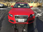 2011 Audi A4 None 2011 Audi a4 2.0t Quattro Premium 4-door AWD Sedan