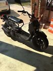 2009 Honda Ruckus SCOOTER black 49cc used runs great 3675 miles