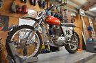 1971 BSA MRK3  Cheney Victor MKIII b50mx engine vintage motocross AHRMA racer john banks ccm