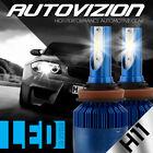 AUTOVIZION LED HID Headlight kit H11 6000K for Nissan Maxima 2009-2017