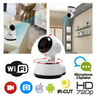 720P HD Mini Home Security Wireless Smart IP Camera Wifi Connected Audio Camera