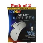 ICY HOT Smart Relief TENS Therapy Refill Pads Back & Hip (PACK OF 2)