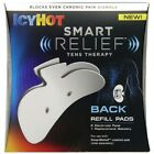 ICY HOT Smart Relief TENS Therapy Refill Pads, Back & Hip, 2 pads kit