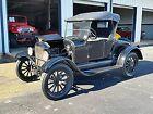 1927 Ford Model T -- 1927 Ford Model T  100 Miles Black