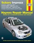 Haynes Manuals 89080 Subaru Repair Manual