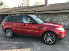 2015 Land Rover Range Rover Sport  2015 Range Rover Sport V8 Supercharged 500hp