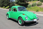 1974 Volkswagen Beetle - Classic 1974 VW Beetle, restored, no rust, viper green 1974 VW Beetle, recent restoration, Viper Green, looks and drives great