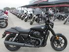 Harley-Davidson Street 500  2017 HARLEY-DAVIDSON STREET 500 - Only 1523 Miles - Denim Black - Revolution 500