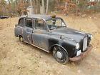 1964 Austin FX4  1964 London Austin FX4 Taxi Cab parts or restoration  rat rod