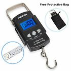 Electronic Hook Fish Hanging Weight 50Kg/10G Lcd Digital Luggage Scale Measuring