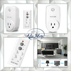 BEASTRON REMOTE CONTROL Electrical Outlet Switch For Hard-to-reach Appliances