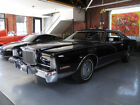 1973 Lincoln Continental -- 1973 Lincoln Continental Mark IV  34239 Miles Black Coupe 460 CU IN V8 Automatic