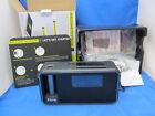 IHOME IKN105BC Dual-Charging Bluetooth(R) Stereo Alarm Clock Radio/Speakerphone